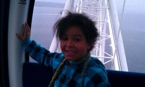 on the great wheel